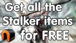 WARFRAME How To Get ALL The Stalker Weapons For FREE