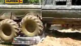 Mud Truck Comp Video / Mud Hunter TV Video 001