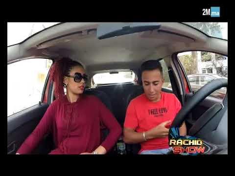 أيمن السرحاني يشتغل سائق تاكسي في الدار البيضاء