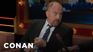 Louis C.K.'s take on Hillary v Trump