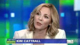 Kim Cattrall on love and dating