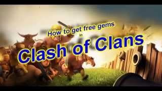 How To Get Free Gems In Clash Of Clans NO JAILBREAK