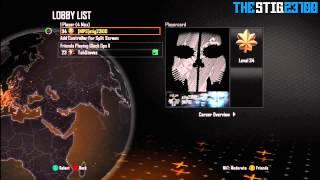 Black Ops 2 : Copy Emblem + Playercard Glitch After ALL
