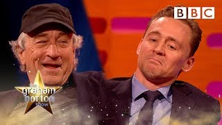 Tom Hiddleston's celebrity impressions - The Graham Norton Show: Episode 2 - BBC One
