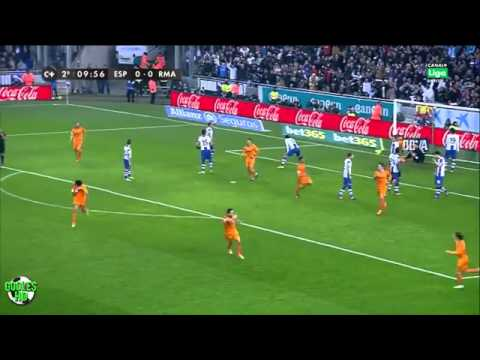 Espanyol vs Real madrid | 0-1 | Highlights 12-1-2014 | LigaBBVA 2014
