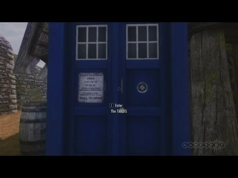 Top 5 Skyrim Mods of the Week - Tardis Travels