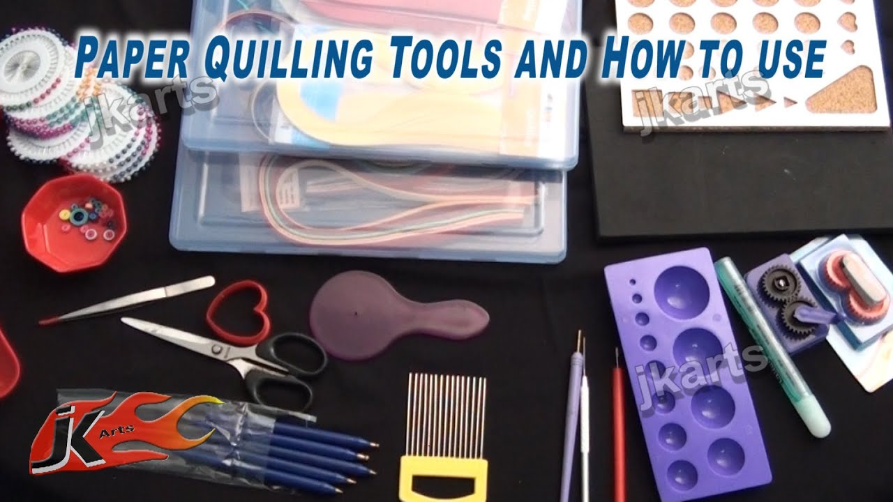 Paper Quilling Supplies Paper Quilling Tools