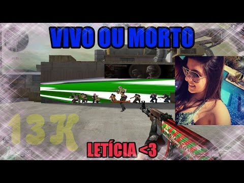 [CF AL] VIVO OU MORTO COM A PPK LeticiaAback! - CROSSFIRE 2.0