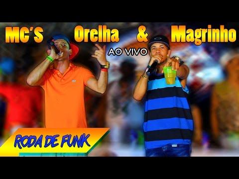 MC Orelha & MC Magrinho :: Pela primeira vez juntos na Roda de Funk ::