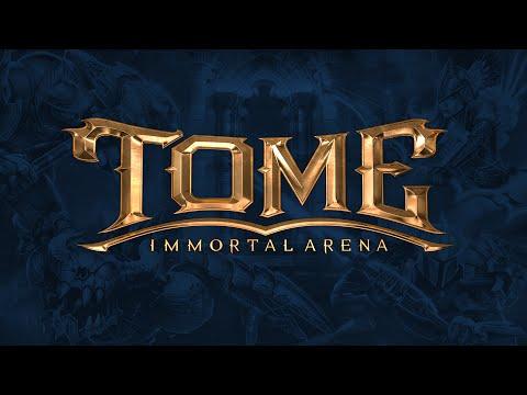 CHILLED VS MINX | TOME: Immortal Arena