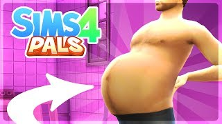 ALEX IS PREGNANT!?? - Sims 4 Pals