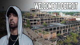 Eminem's HOMETOWN Abandoned DETROIT