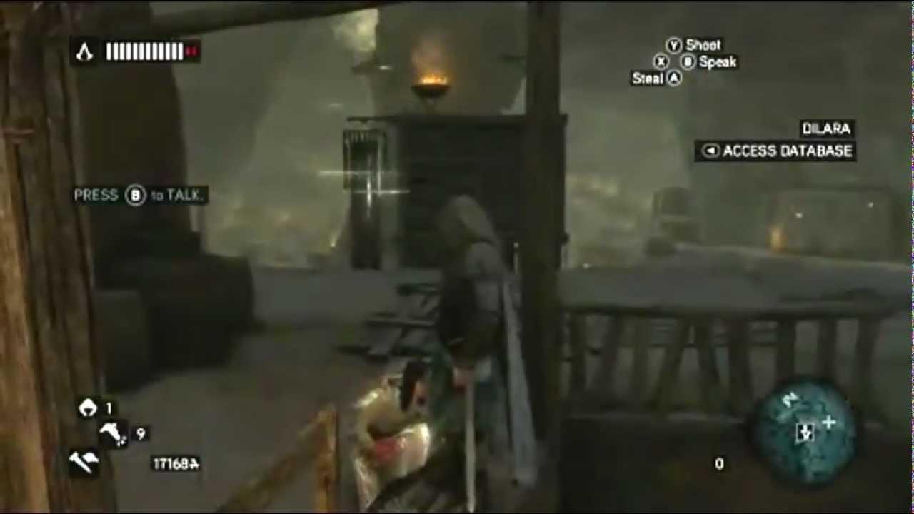 Assassins Creed: Brotherhood Playthrough - DNA Sequence 1