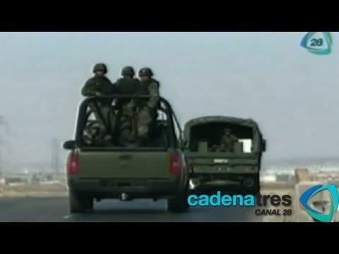 Mandan fuerzas militares a Michoacán para erradicar ola de violencia