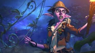 Hearthstone - Journey to Un'Goro Cinematic Trailer