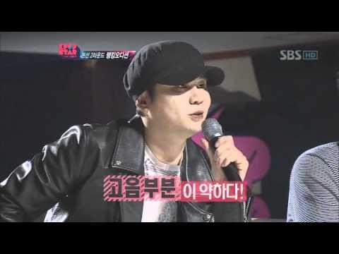 KPOPSTAR ep5. Choi Banseok&Kim Minseok&Heo Yoon