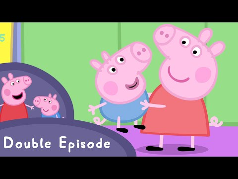 Peppa Pig - S01 E05-06 (Hide and Seek / The Playgroup)