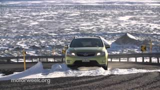First Look: 2014 Subaru XV Crosstrek Hybrid