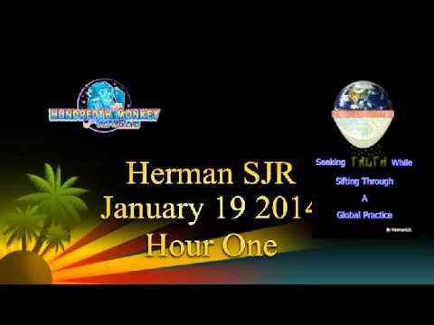 Herman sjr logic and common sense on thmr january 19 2014 hour one