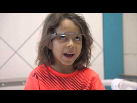 Children's Hospital Patients Visit Zoo-Google Glass Explorer Program