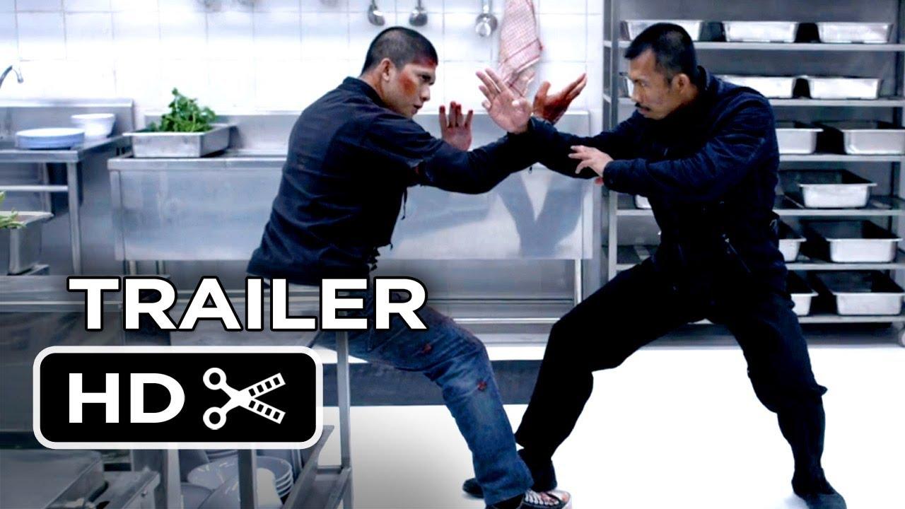 Trailer The Raid 2:Brandal :v