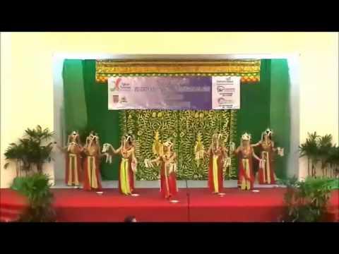 Tari Baksa Kembang    Tari Tradisional Kalimantan Selatan