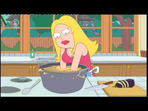 Comedy Central - American Dad Special GOD BLESS AMERICA Werbung(Januar 2012)