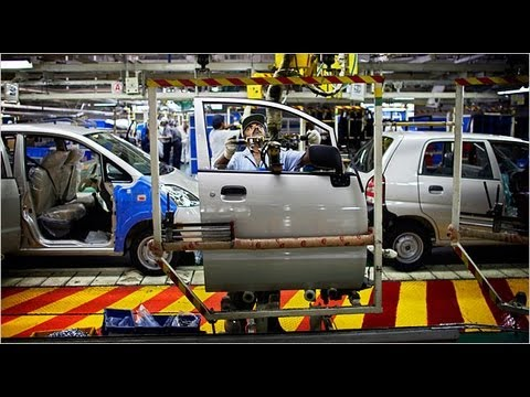Made in India-Automotive Car Industry in India