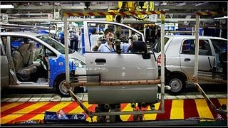 Made In India-Automotive Car Industry In India2013