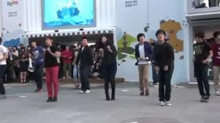 Baile Ninja nivel asiatico