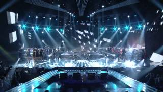 16 finalistet - ON THE FLOOR - LIVE ne X factor Albania 3