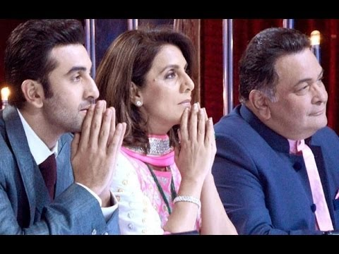Ranbir Kapoor on Katrina Kaif and Neetu Singh