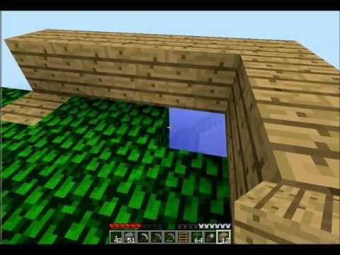Hình ảnh trong video Minecraft 3 - Diamantes, Tesoura e Casa na