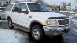 2001 Ford Expedition Eddie Bauer 5.4 Start Up, Engine, and Full Tour videos
