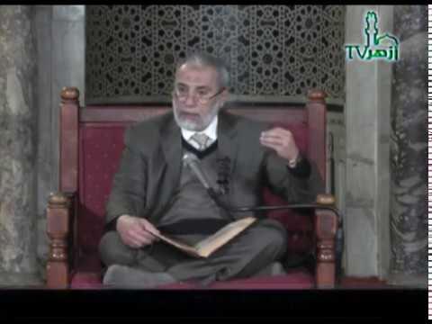 شرح صحيح البخاري درس3 د. يسري جبر