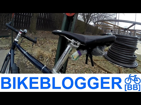 Why Do Cyclists Hate Saddle Bags? Commuting Bike Blogger