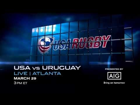USA Eagles vs. Uruguay