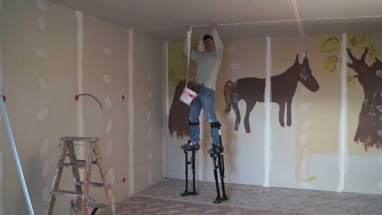 la rocanduit c2m machine joint placo youtube. Black Bedroom Furniture Sets. Home Design Ideas