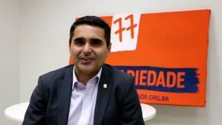 Herculano Borges – Presidente municipal do Solidariedade Campo Grande – MS