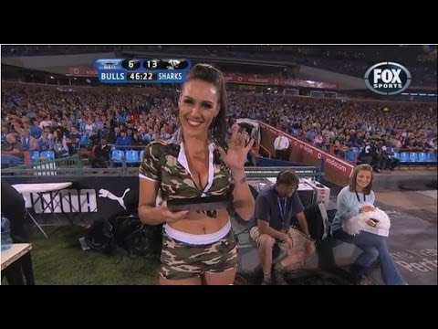 Fox Rugby: The Shortball (Rd.6) | Super Rugby Video Highlights 2014