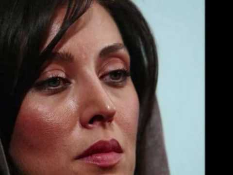 Iranian actress Mahtab Keramati