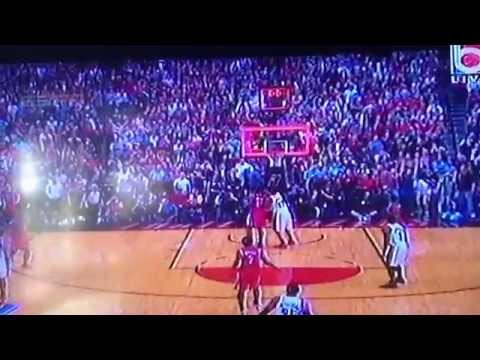 Damian Lillard winning shot Game 6 NBA Playoffs 2014 Portland Trail Blazers vs. Houston Rockets