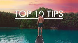 How To Make a TRAVEL VIDEO - 10 Tips you need to know