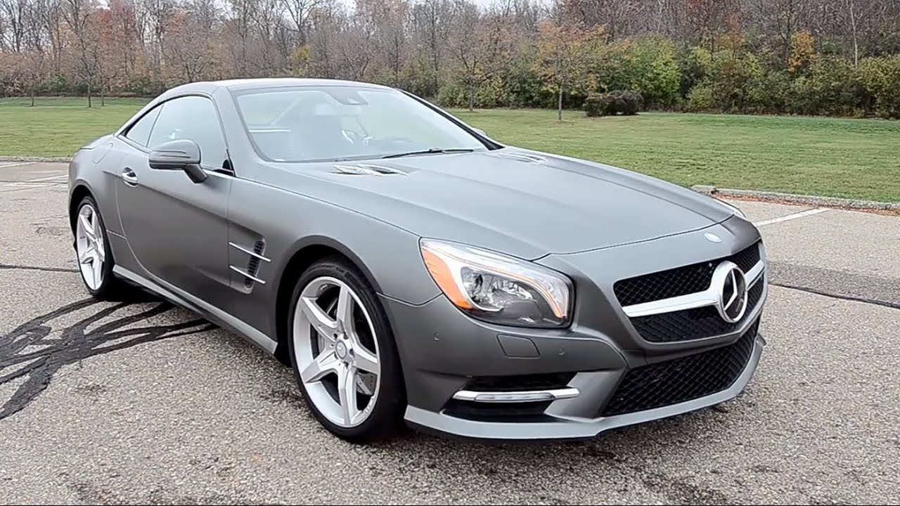 2013 mercedes benz sl550 roadster wr tv pov test drive for Mercedes benz sl550 convertible for sale