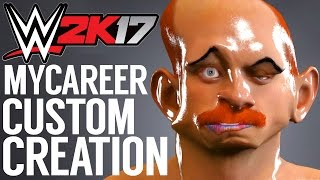 WWE 2K17 MyCareer Gameplay Part 1! POWER LUNCH REBORN!