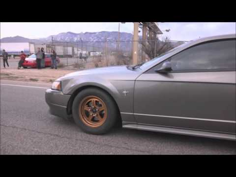 2JZ Mustang vs. 700hp STI vs. Turbo LS 240sx