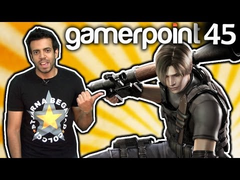 Novo Xbox / God of War 4 / Resident Evil 6 - Gamer Point 045