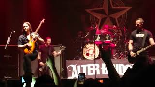 Alter Bridge Newport Music Hall Columbus, Ohio FULL CONCERT 8/9/17