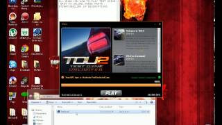 HOW TO PLAY TEST DRIVE UNLIMITED 2 OFFLINE (CRACK LINK IN