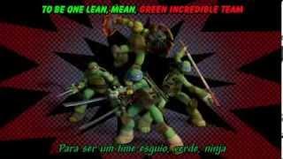 Abertura Legendada PT BR- Tartarugas Ninja 2012